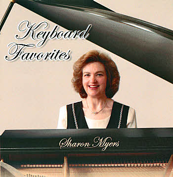 Sharon Myers -- Keyboard Favorites